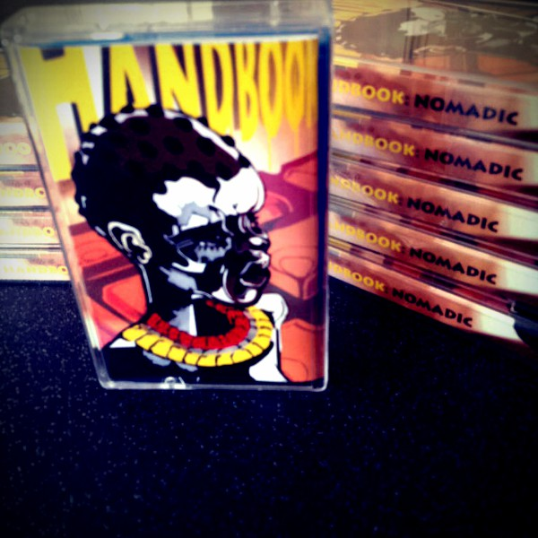 News: 'Nomadic' by Handbook on cassette tape