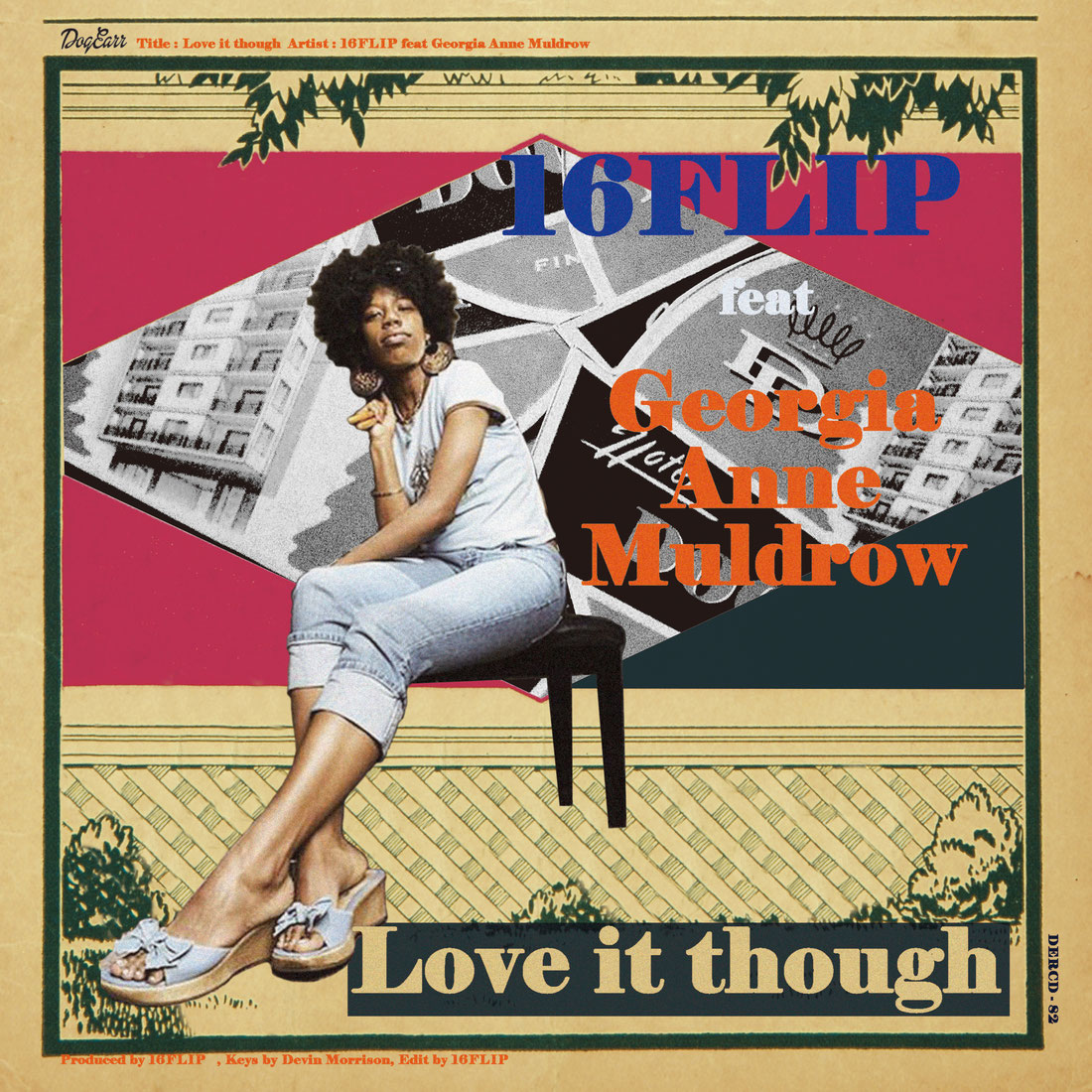 Listen: 16FLIP – Love It Though (ft. Georgia Anne Muldrow)