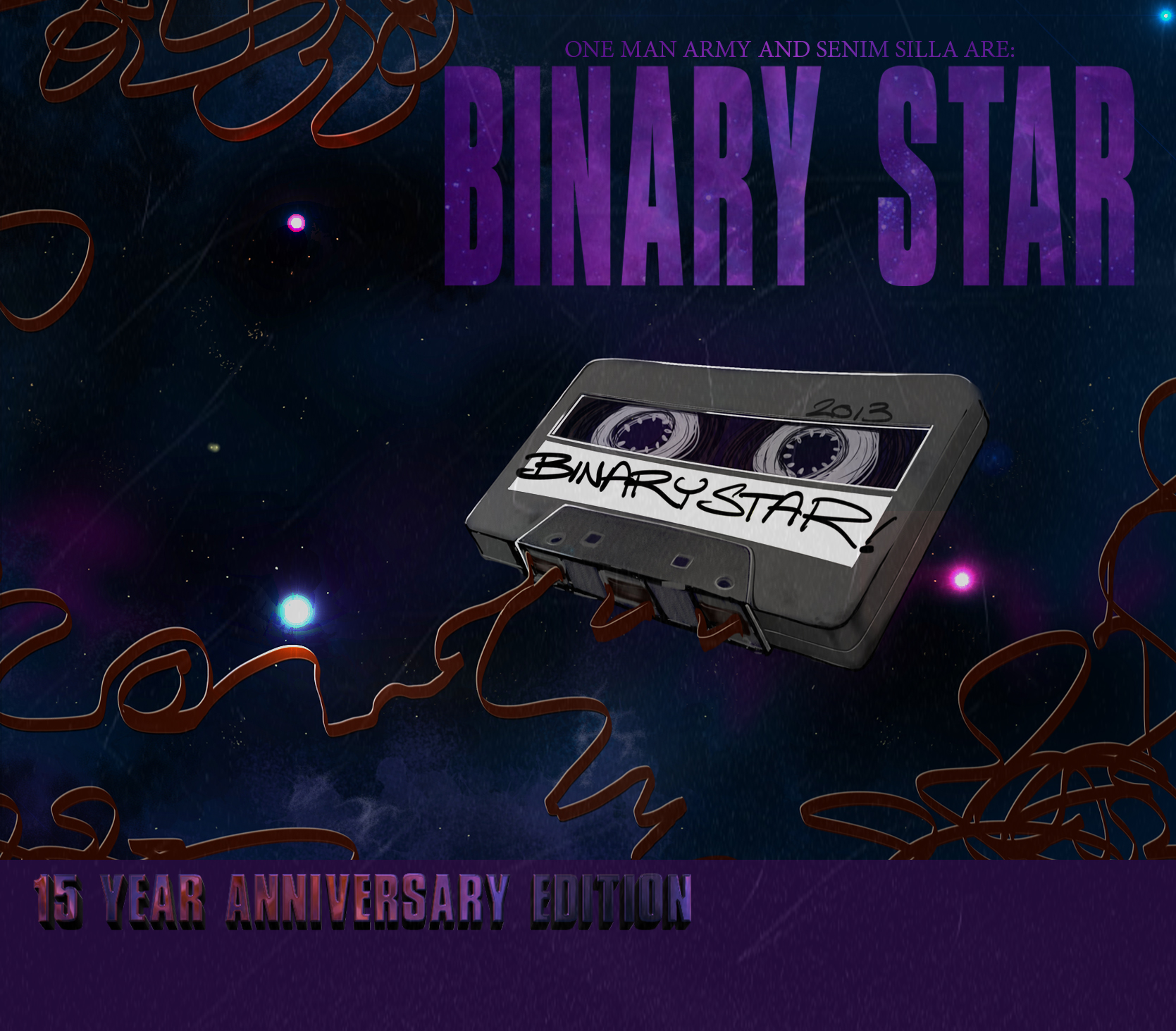 Stream: Binary Star – Binary Star EP