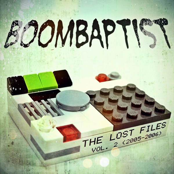 Free Download: BoomBaptist – The Lost Files Vol 2. (2012)
