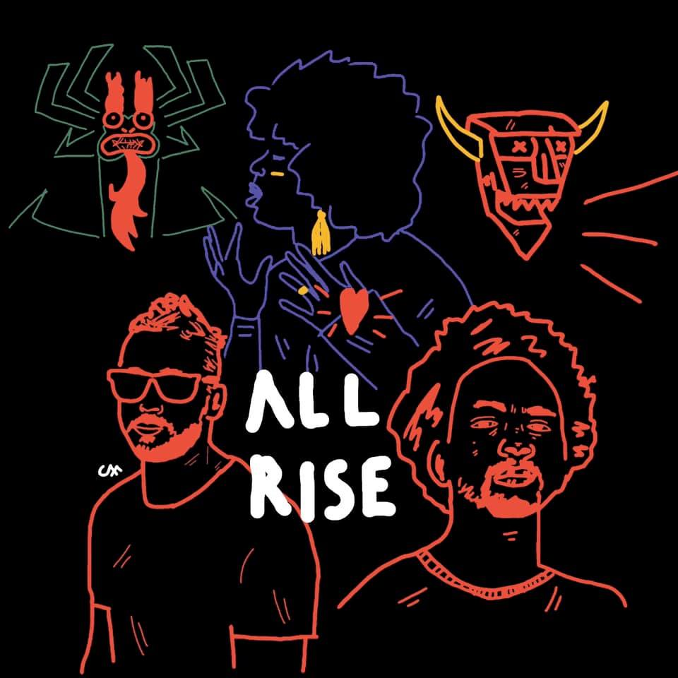 Watch: Michele Manzo – All Rise (ft. Georgia Anne Muldrow & Dudley Perkins)