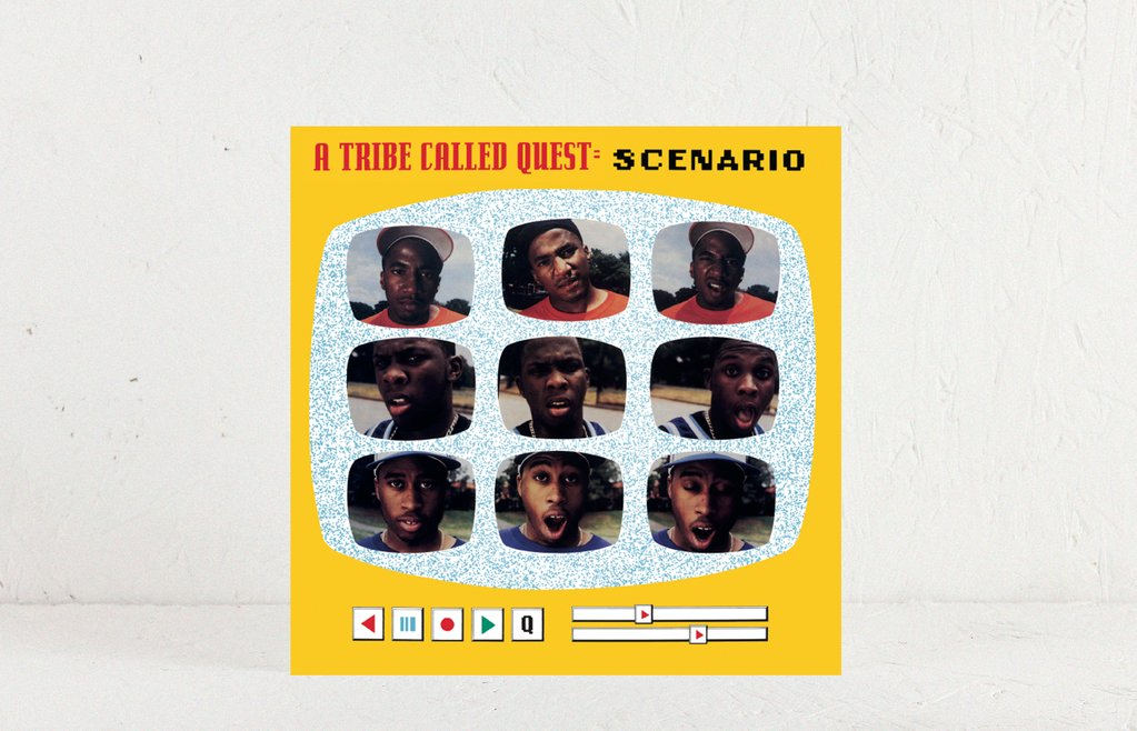 A Tribe Called Quest's 'Scenario' 7″ Reissued by Mr Bongo