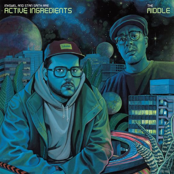 Active Ingredients - The Middle EP