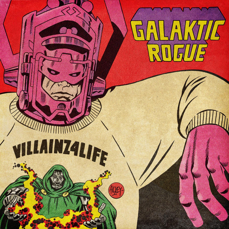 Galaktic Rogue – Villainz4Life (Beat Tape)