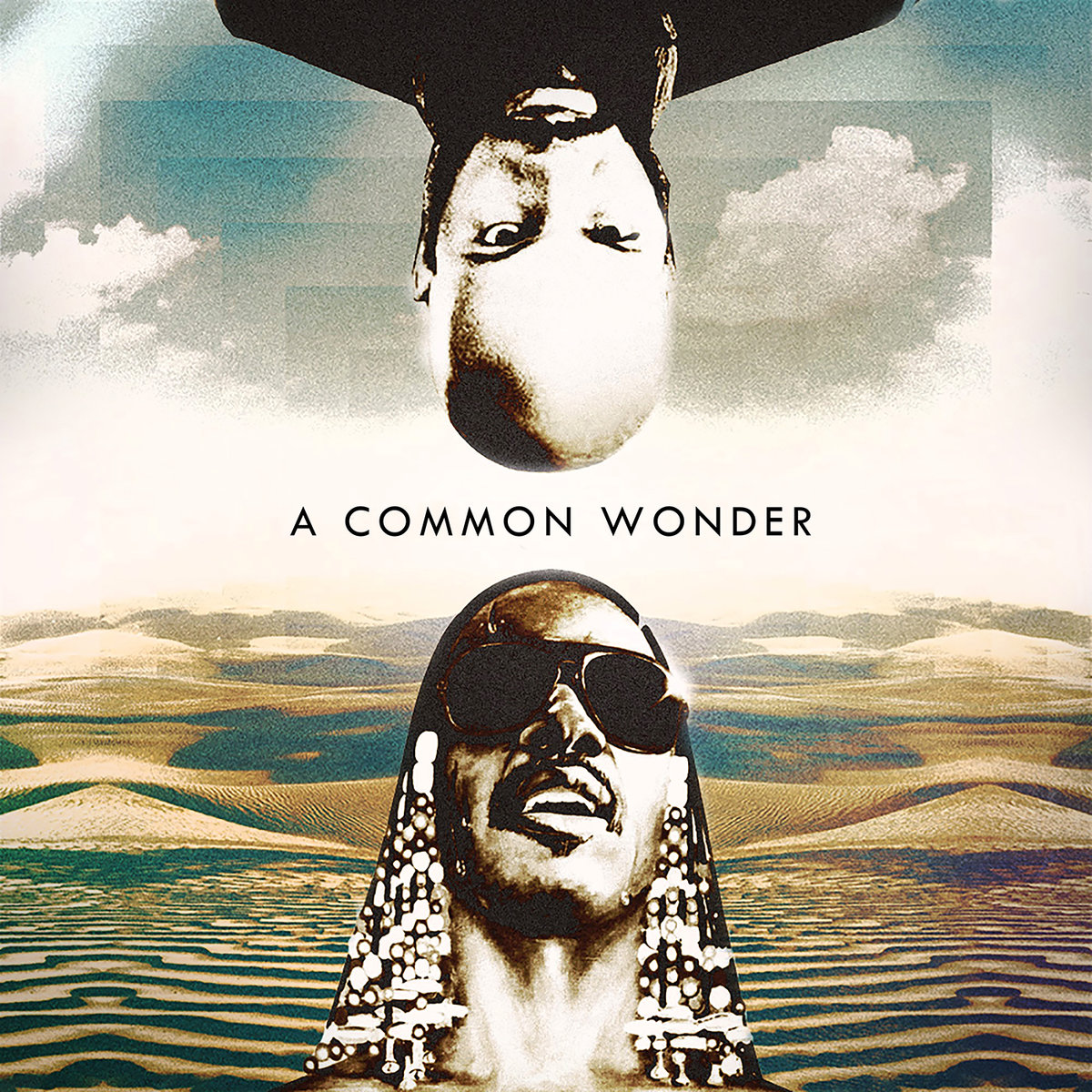 Amerigo Gazaway is Back: Download 'A Common Wonder' for free (Stevie Wonder x Common)
