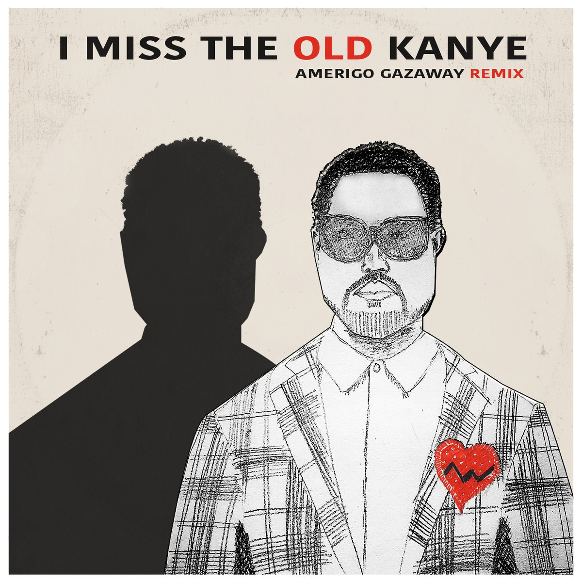 Amerigo Gazaway – I Miss The Old Kanye (Remix + Instrumental)
