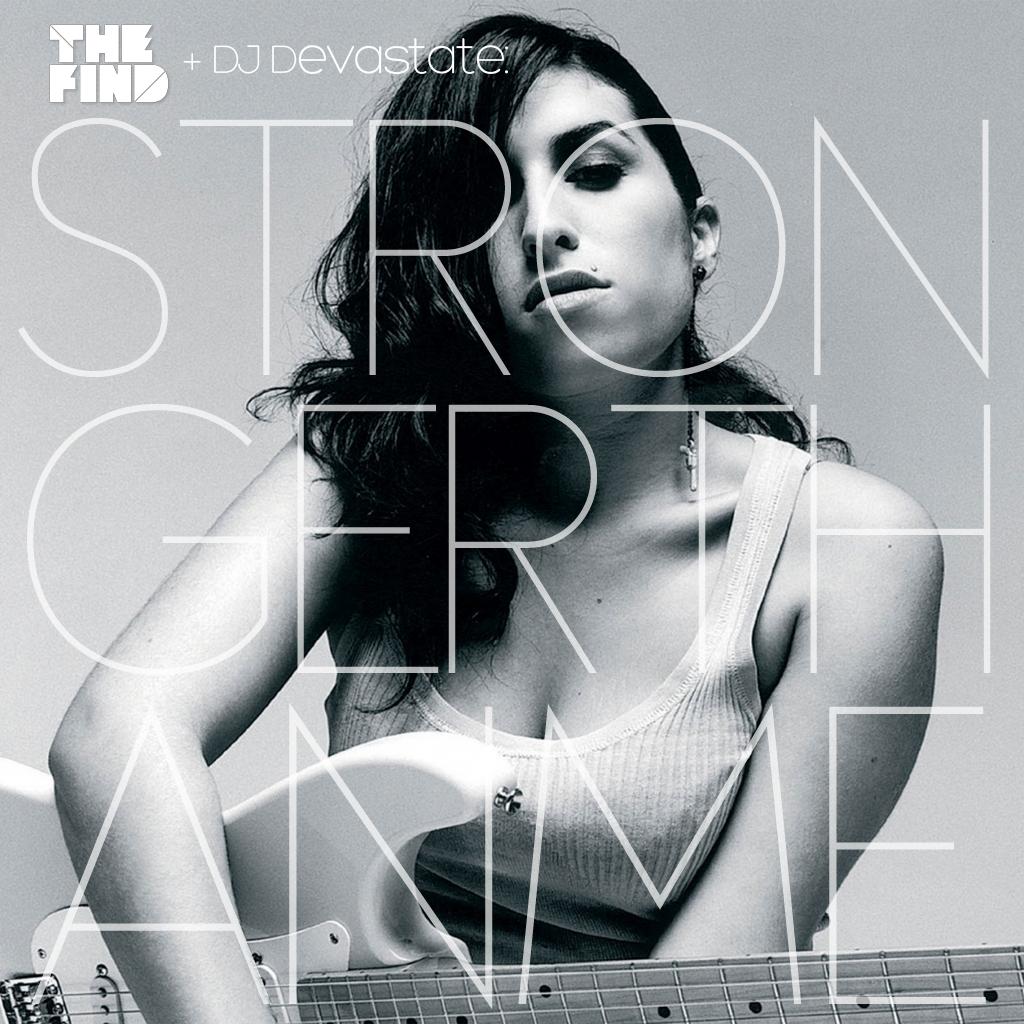 Free MP3: Amy Winehouse - Stronger Than Me (DJ Devastate