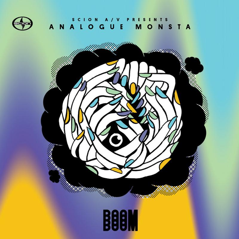 Contest: Win Analogue Monsta's 'Boom' on exclusive vinyl