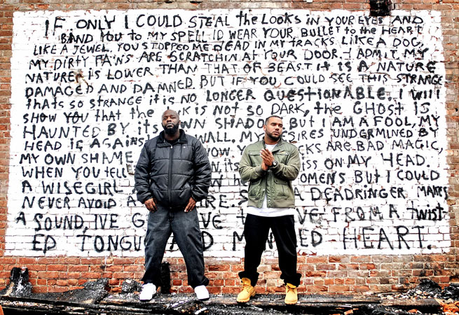 Free MP3: Apollo Brown & Guilty Simpson – Truth Be Told