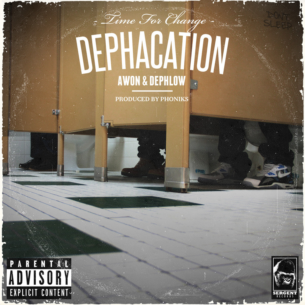 Listen: Awon & Dephlow – Dephacation