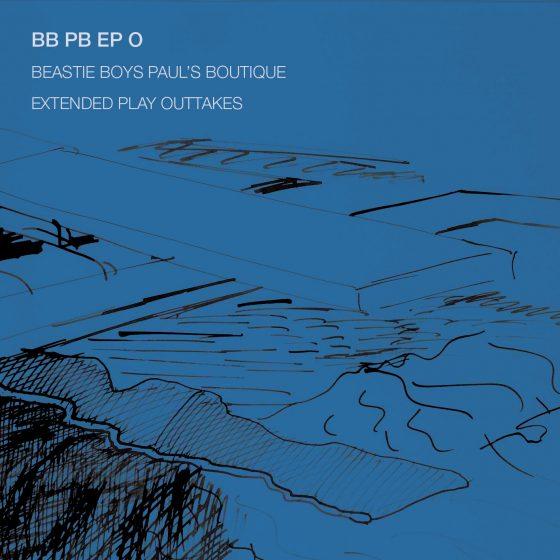 TT5BR Beastie Boys Outtakes Remixes