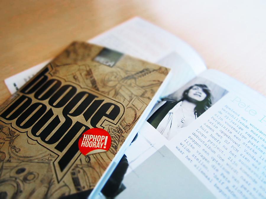 Boogiedown Breda Magazines