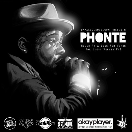 Mix: BamaLoveSoul Presents… – Phonte: Never At A Loss For Words (The Guest Verses)
