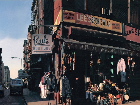 Video: Album cover locations in New York