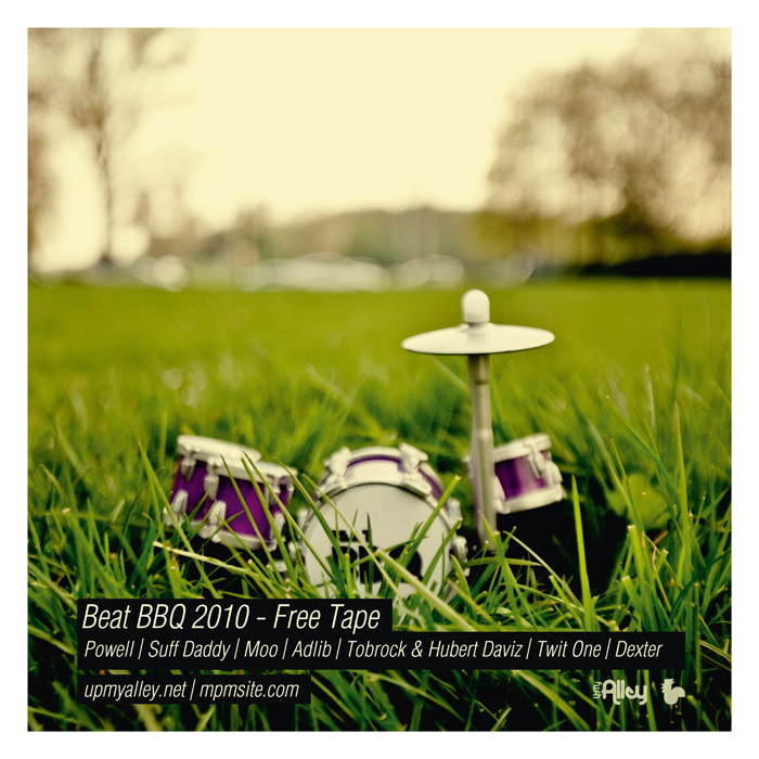 Free Download: Melting Pot Music – Beat BBQ (2010)