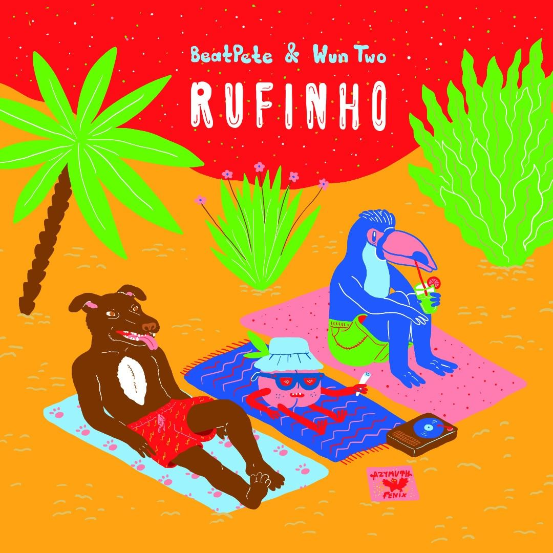 A two-hour trip through Brazil by BeatPete & Wun Two (Mix + Download)
