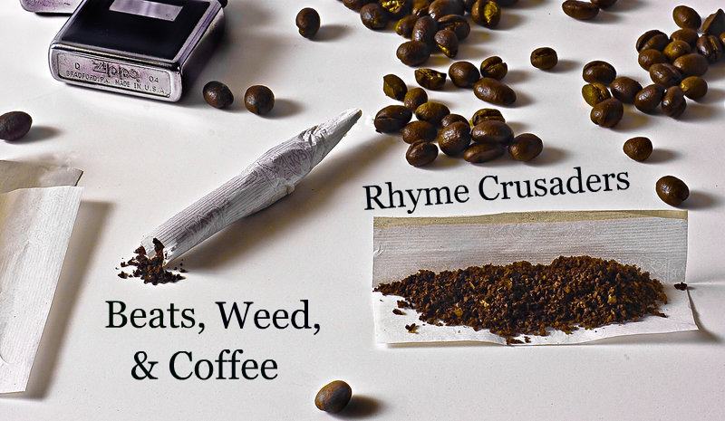 Free Download: Rhyme Crusaders – Beats, Weed & Coffee EP (2010)