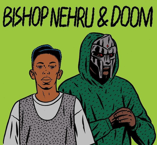 Watch: MF DOOM & Bishop Nehru are Nehruvian Doom