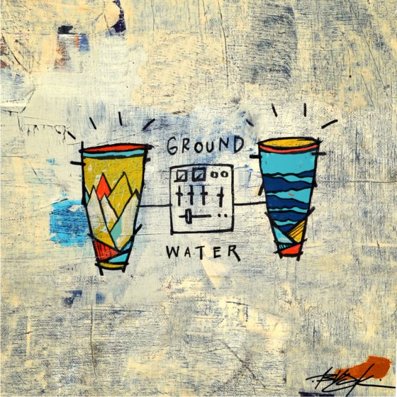 Blu Damu The Fudgemunk Ground Water Album Stream Vinyl