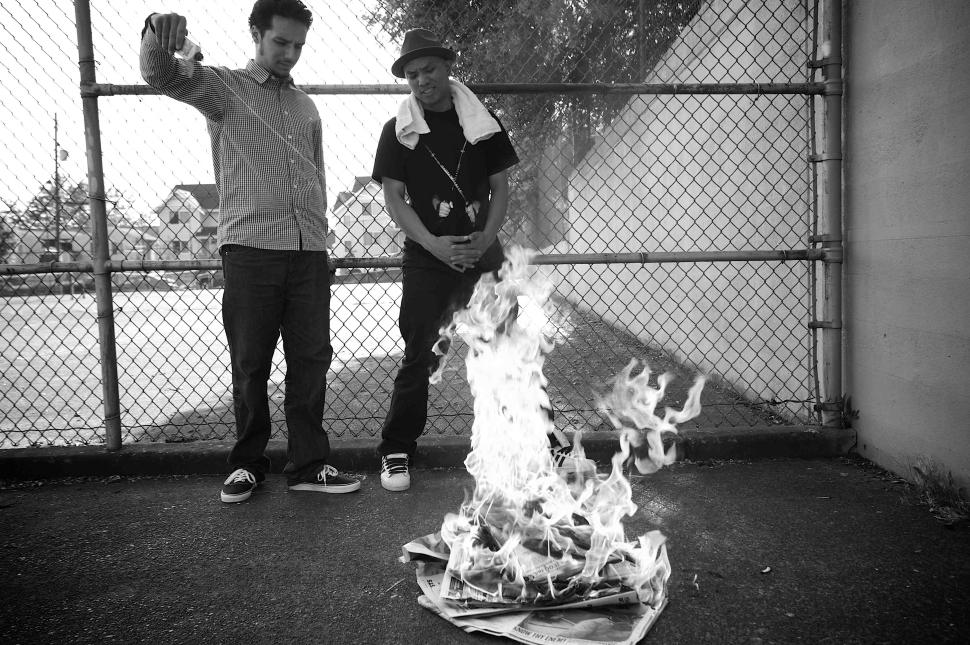 Free Download: Blue Scholars – Paul Valery (New song)