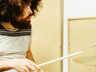 Bokoya - Leon Raum (Drums) by Robert Winter