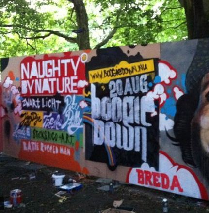 Contest: Win 5×2 tickets for Boogiedown Breda