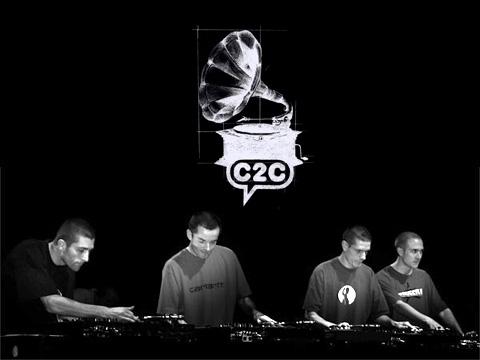 Videos: C2C turntablism