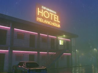 Cap-Kendricks-Hotel-Melancholia-record