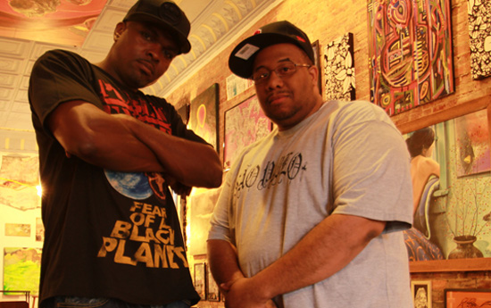 News: Pre-order new album by J. Rawls and Hieroglyphics emcee Casual