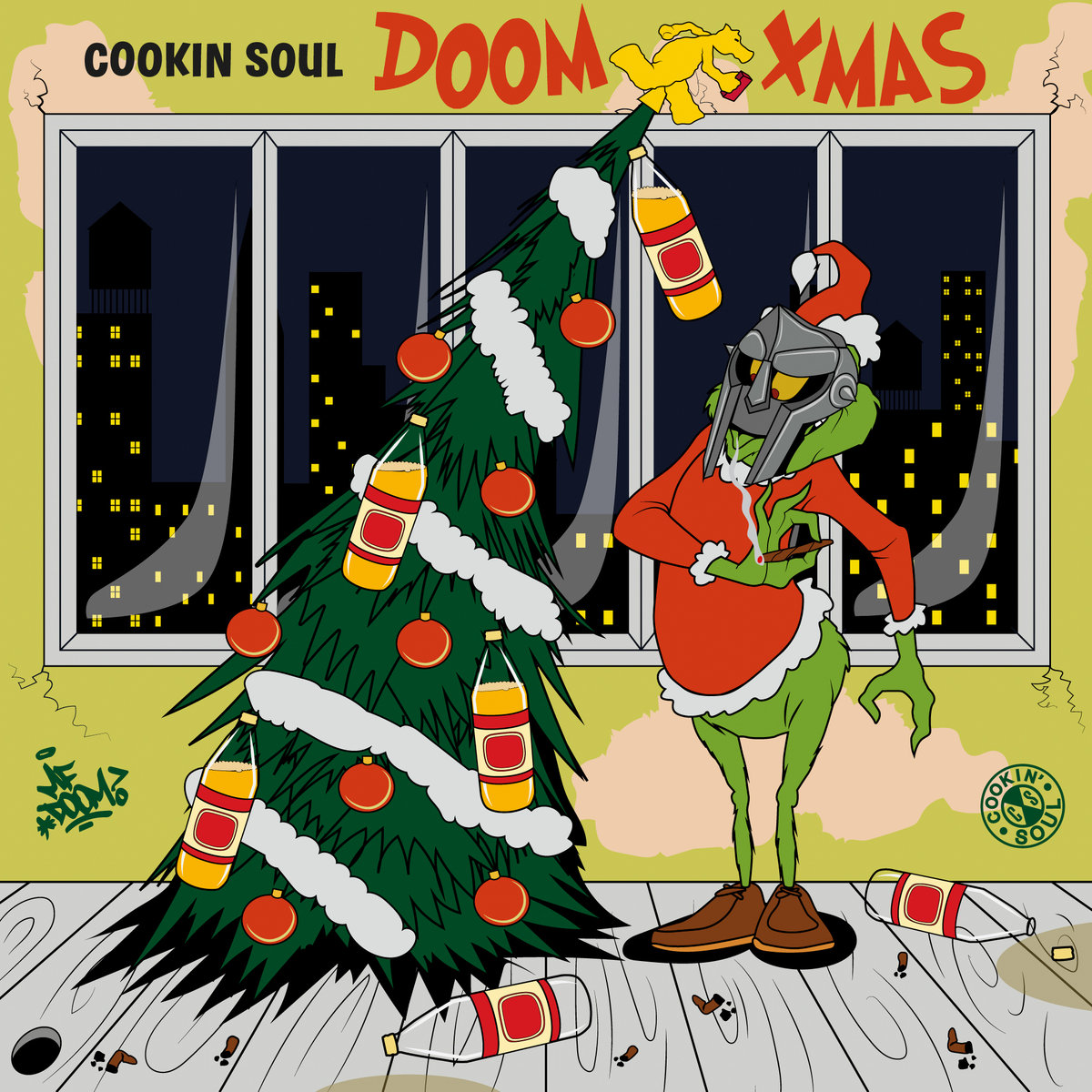 Cookin' Soul – DOOM XMAS (MF DOOM Remixes)