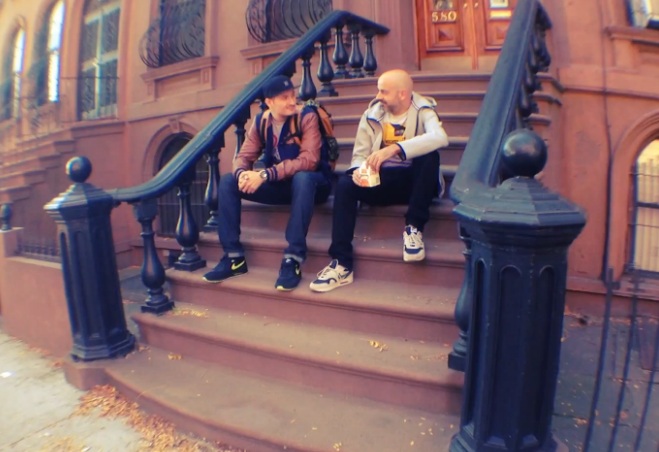 Watch: Cookin' Soul – New York State Of Mind