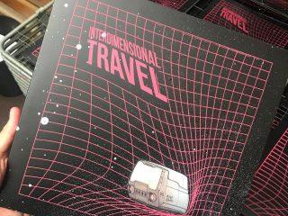 Kill Emil Interdimensional Travel Fennek Records