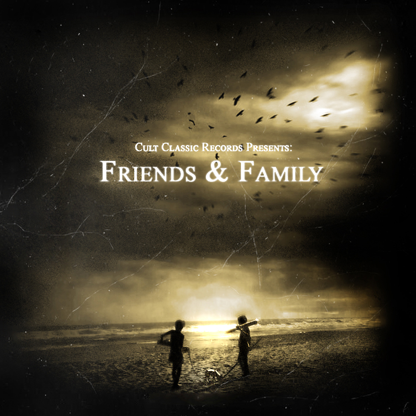 Free Download: Cult Classic Records – Friends & Family (2011)