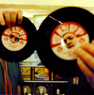 Mixes: Cut Chemist – Disco Is Dead / Hip Hop Lives