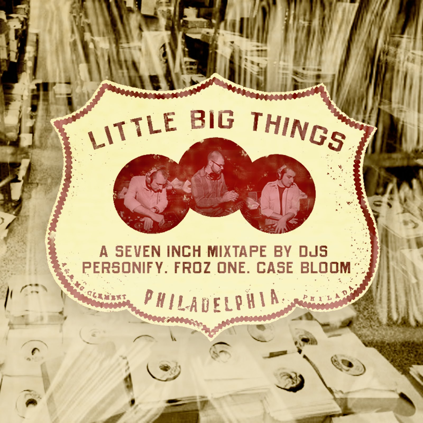 Mix: Little BIG Things – The Mix Tape