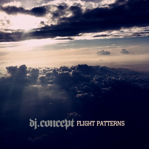 Free Download: DJ Concept – Flight Patterns (2012)