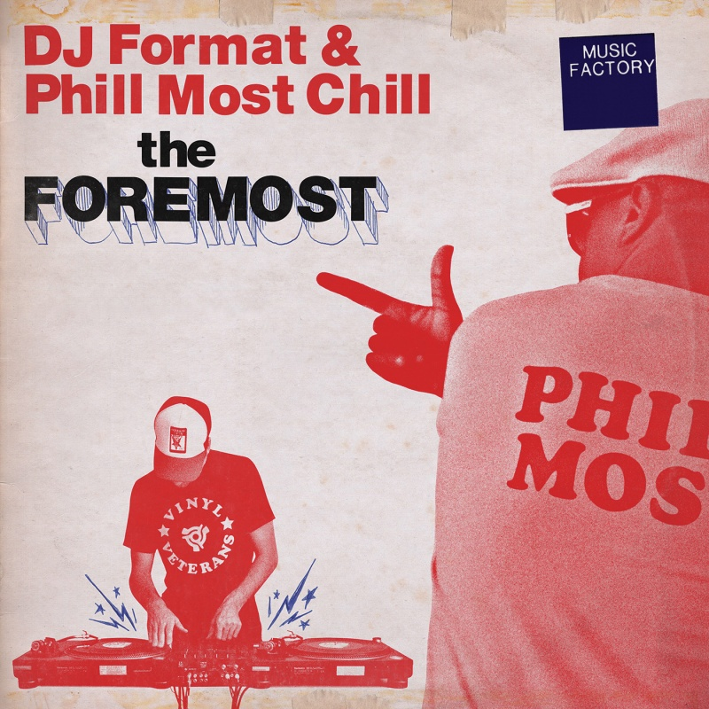 Video: DJ Format & Phill Most Chill – Graffiti Album Sampler