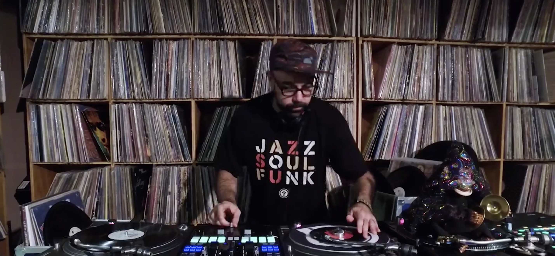 Watch: New Zodiac Tracks by DJ Nu-Mark; Leo the Lion