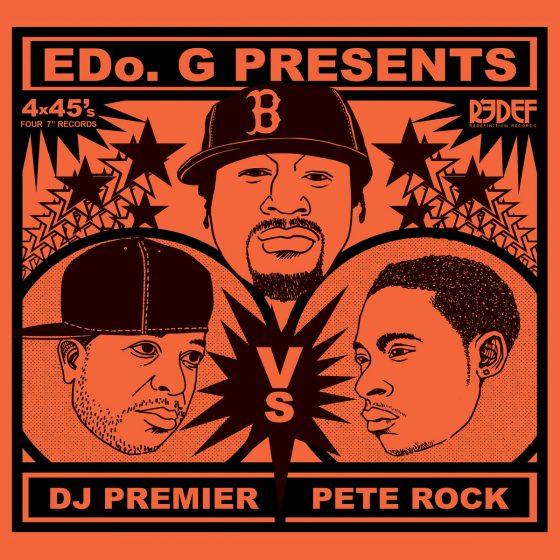DJ Premier versus Pete Rock