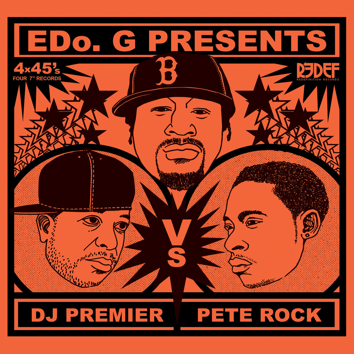 Listen: Edo. G presents DJ Premier VS Pete Rock (Album)