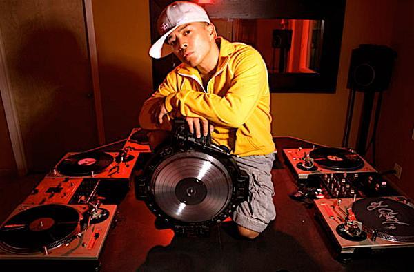Video: Digging with DJ Q-Bert