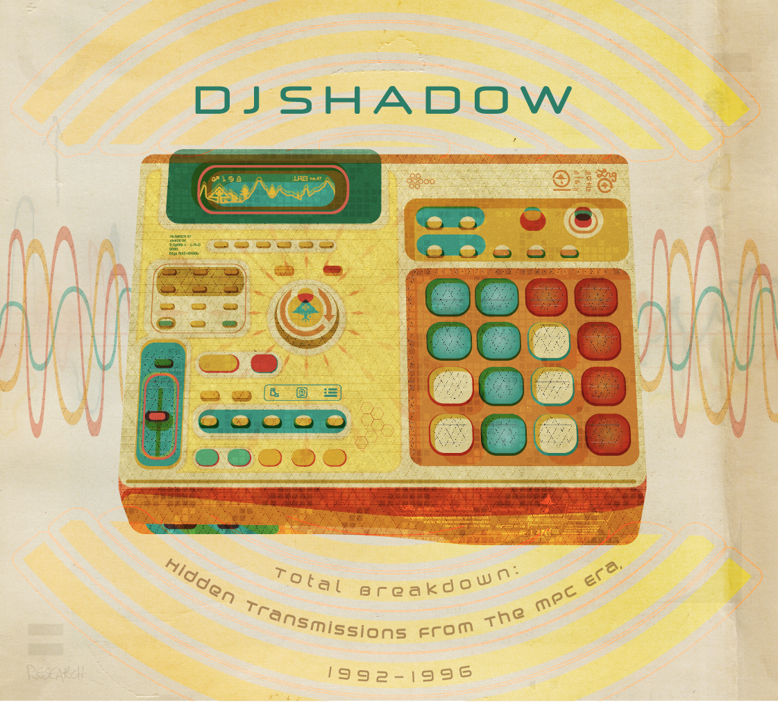 Free MP3s: DJ Shadow – Dreams Of A Piece / Affectations (1992-1996)