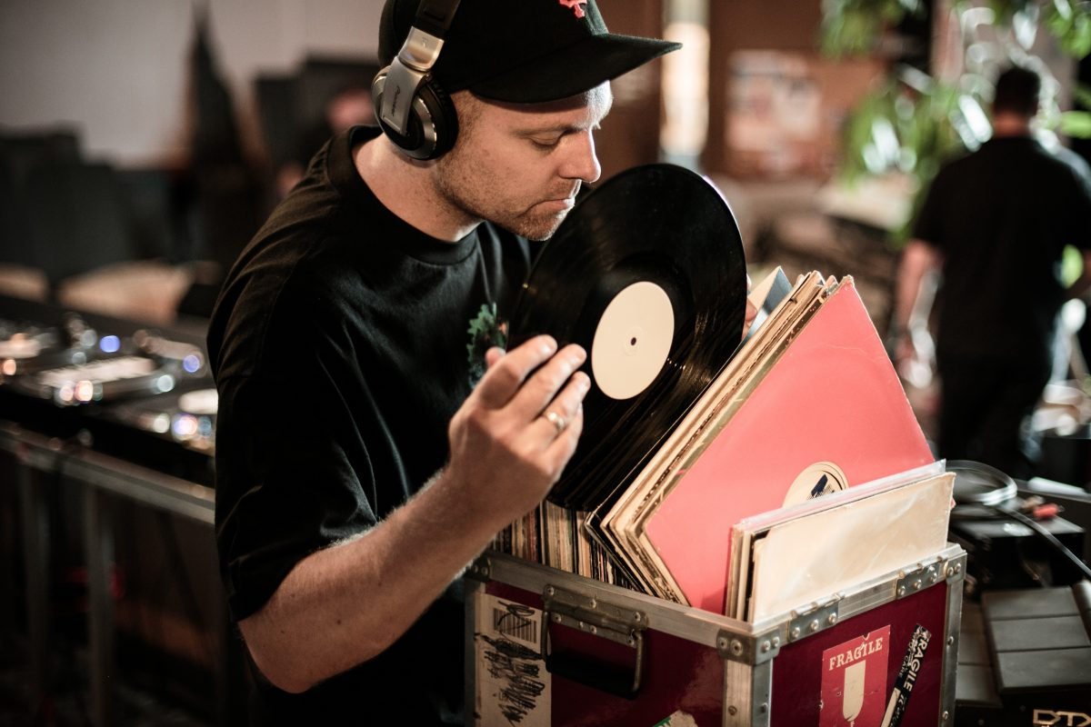 The Sample Story behind DJ Shadow's 'Rocket Fuel'