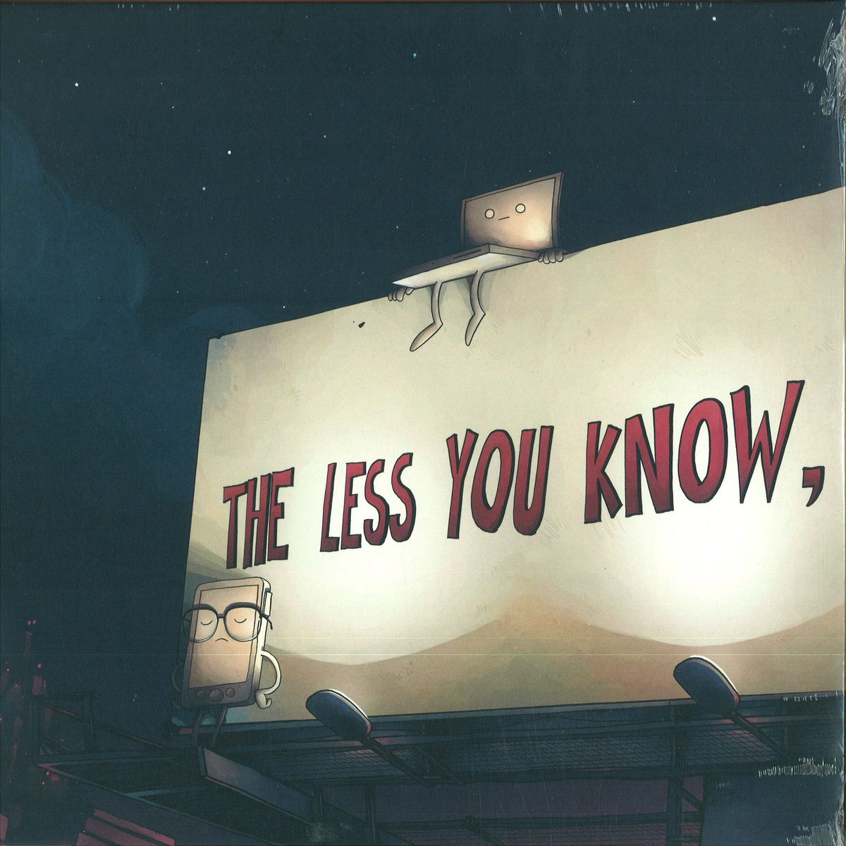 Review: DJ Shadow – The Less You Know, The Better