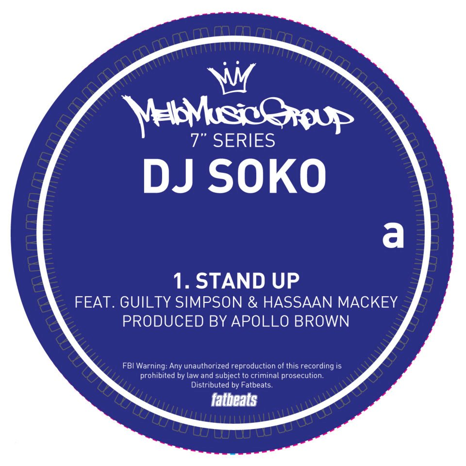 Mix: DJ Soko (of The Left) – Stand Up