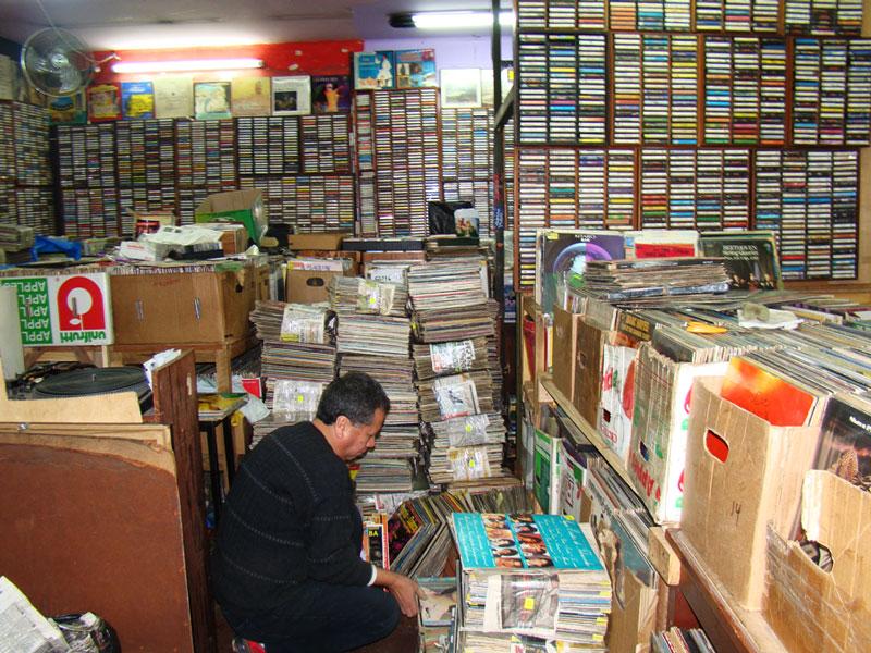 Mix: Secret Stash Records – Peruvian Digging