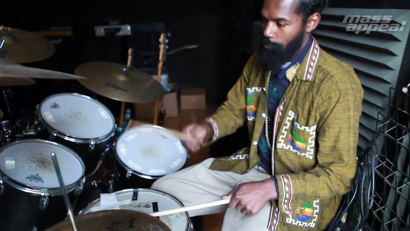 Video: Rhythm Roulette with Damu The Fudgemunk