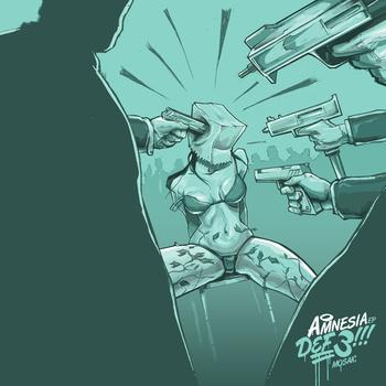 Free Download: Def3 & Mosaic – Amnesia EP (2011)
