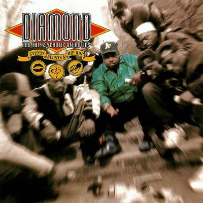 "News: Diamond D's ""Stunts, Blunts & Hip Hop"" 20th anniversary tour in Europe"