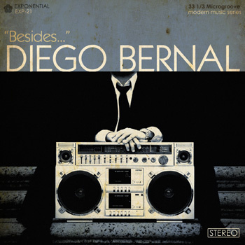 Free Download: Diego Bernal – Besides… (2010)